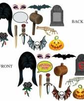 Vergelijk photo booth prop accessoires halloween thema prijs
