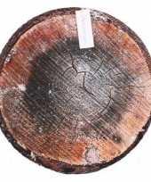 Vergelijk populier boomstamschijf kussen 40 cm prijs