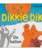 Vergelijk prentenboek dikkie dik de ballon prijs