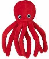 Vergelijk rode octopus inktvis vissen knuffels 12 cm knuffeldieren prijs