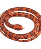 Vergelijk rubberen dieren watermoccasinslang 117 cm prijs