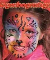 Vergelijk schminksetje regenboog tijger voor kinderen prijs