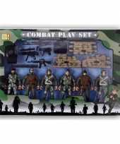 Vergelijk soldaten speelgoed setje voor jongens prijs