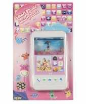 Vergelijk speelgoed mobiele telefoon wit prijs