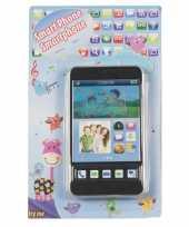 Vergelijk speelgoed mobiele telefoon zwart prijs