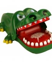 Vergelijk spel krokodil met kiespijn prijs