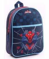 Vergelijk spiderman rugzak donkerblauw 29 cm prijs