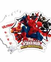 Vergelijk spiderman warriors uitnodigingen met enveloppe prijs 10145181