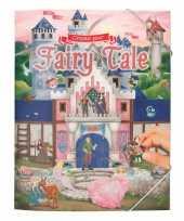 Vergelijk stickerboek sprookjes verhaal voor meisjes prijs