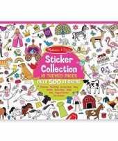 Vergelijk stickers 700x voor meisjes prijs