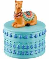 Vergelijk tanden eerste haarlok bewaren doosje bruine lamas alpacas dieren 10 x 8 cm prijs