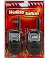 Vergelijk walkie talkie speelgoed setje bereik 40 meter prijs