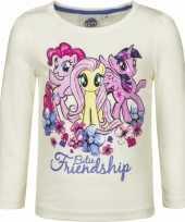 Vergelijk wit my little pony shirt voor kinderen prijs
