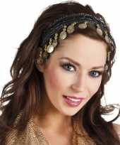 Vergelijk zwarte verkleed feest buikdanseressen hoofdband diadeem voor dames volwassenen prijs
